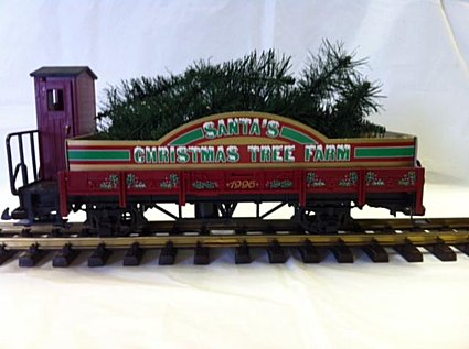 lgb 41120 santas christmas tree farm collection item