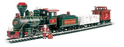 christmas starter sets lgb model trains lgb locomotives. Black Bedroom Furniture Sets. Home Design Ideas
