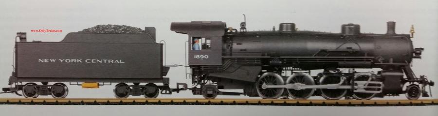 Locomotive Parts Catalog : Mikado steam engine parts diagram auto